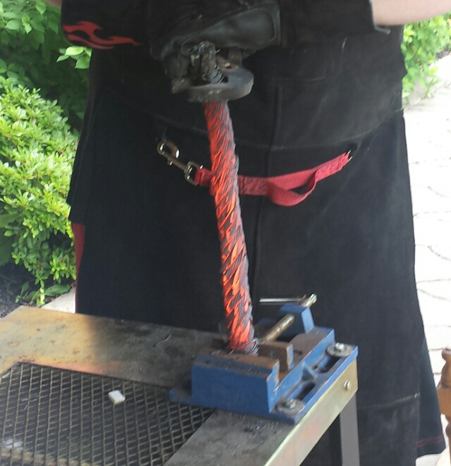 Picture of Forge Welding
