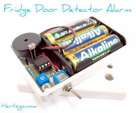 Fridge Door Detector Alarm