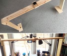 Video Camera Desk Gantry