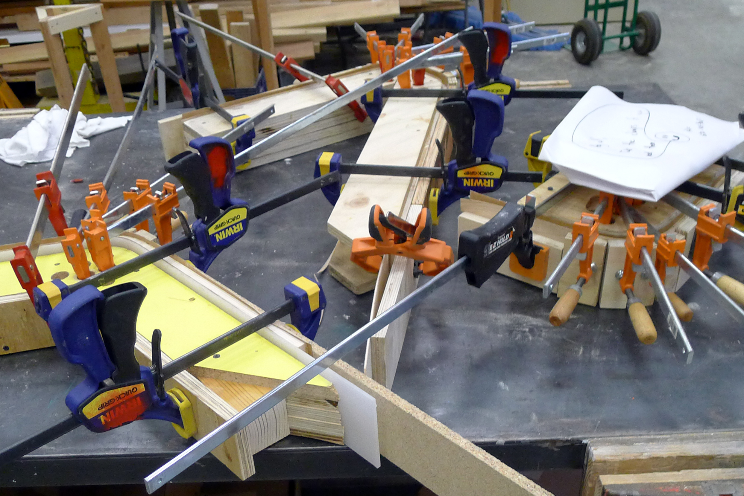 Picture of Clamping