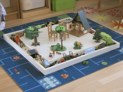 Kids Table for Playmobil