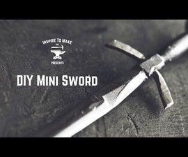 Mini Sword
