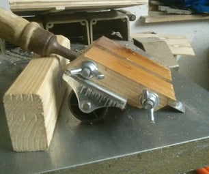 DIY Sharpening Jig for Chisels and Plane Irons