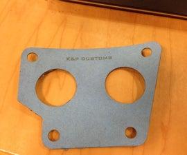 Custom Gasket (Laser Cut)