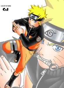 Naruto Themed Birthday Party
