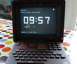 Minitel Real Time Clock
