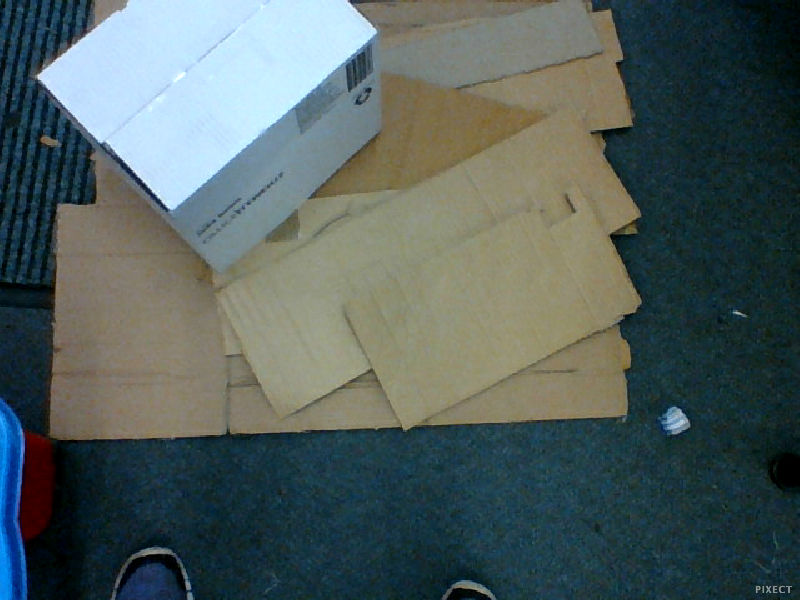 Picture of Get Your Cardboard