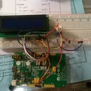 LCD Control with LinkIt ONE Board