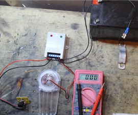 Turn a Solar Charge Controller Into Wall Powered 12v Battery Charger
