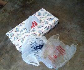 Tissue Box-Style Plastic Bag Holder