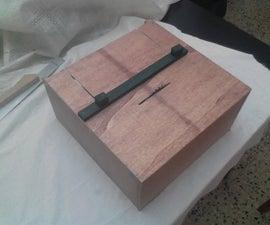 Mini circular saw table