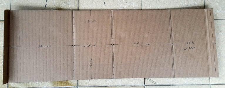 Create the Largest Box and Medium Box