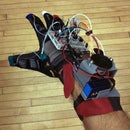 Augmented Hyper-Reality Glove