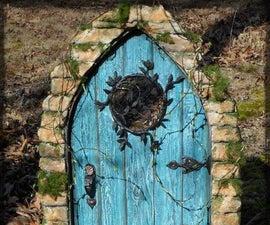 Faux Fantasy Door
