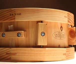 The 2x4 Snare Drum
