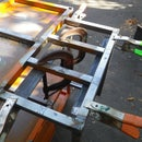 Using clamps and scrap steel for simple fixtures on weldments