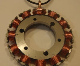 Rotor Pendant