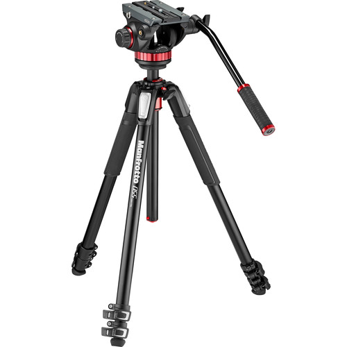 Picture of Tripod With Fluid Video Head