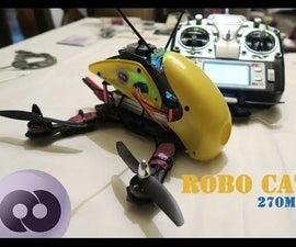 RoboCat 270 FPV Drone Build
