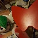 Pokemon Gardevoir Mask