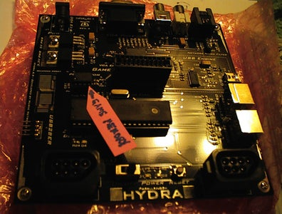 Protoboard Cards and Also Independent Memory Chips