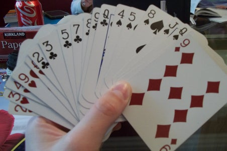 The Rules of the Game and Organizing Cards