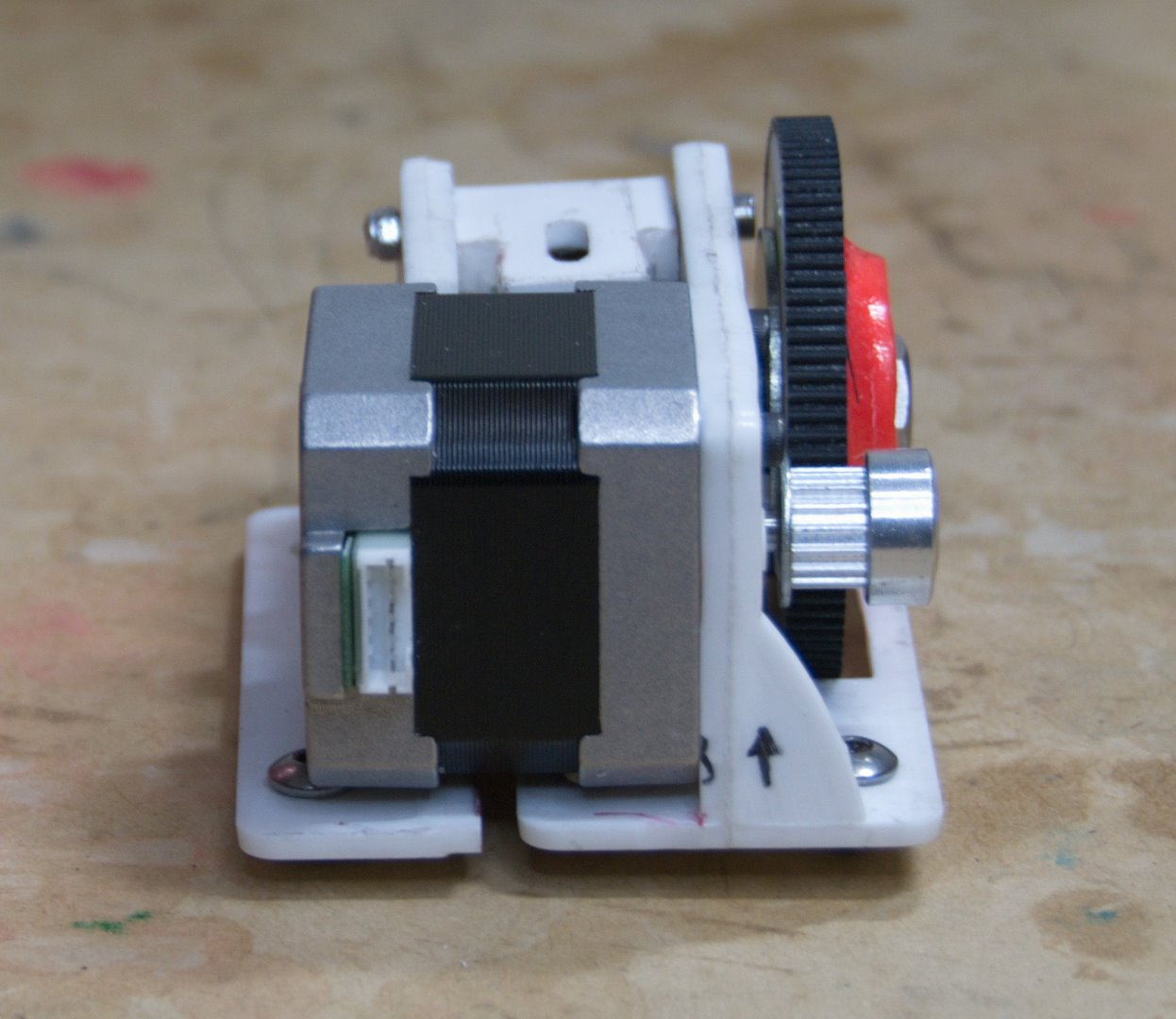 Picture of Extruder