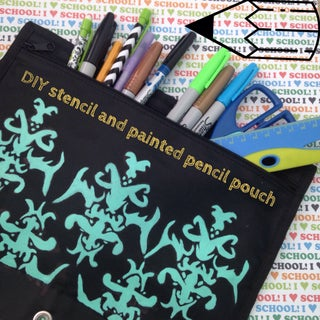 Upcycle Pencil Pouch