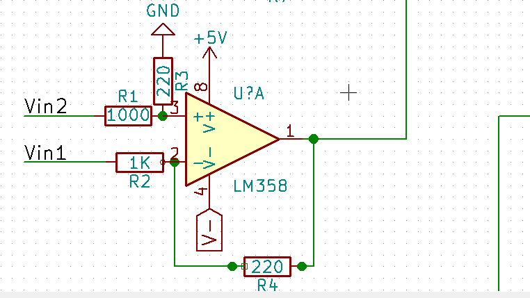 Picture of Differential Amplifier