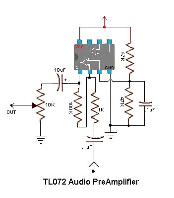 Picture of Audio Preamplifier