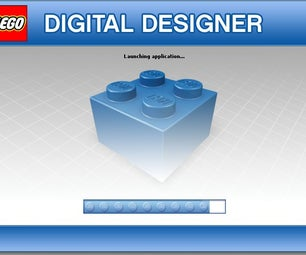How to Use LDD(Lego Digital Designer)