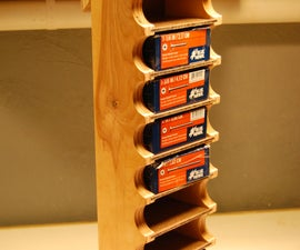 The 1lb Boxed Screw Storage Rack