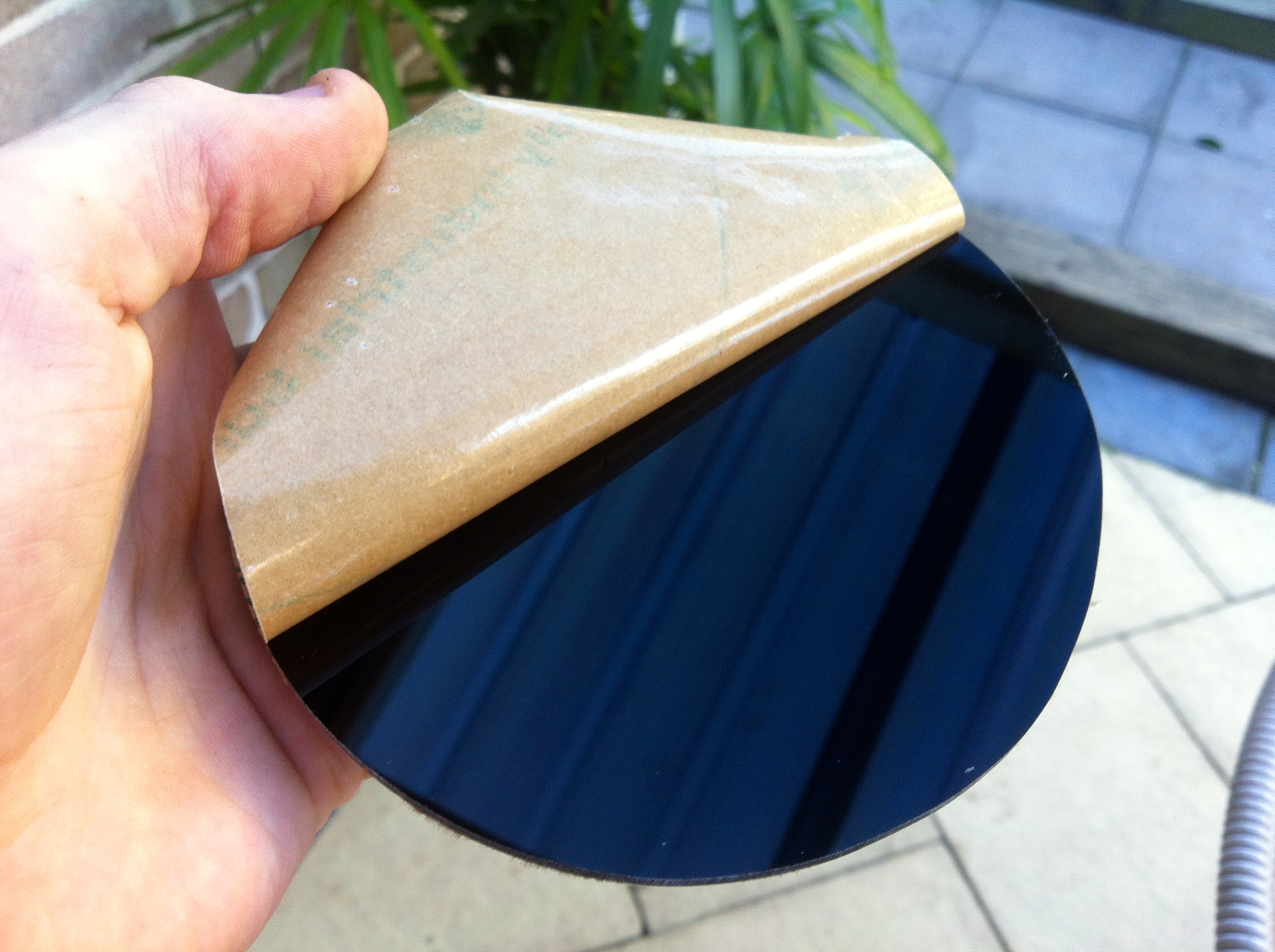 Picture of Perspex Pads