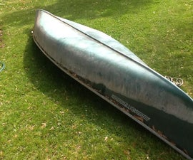 Free Canoe Re-build.