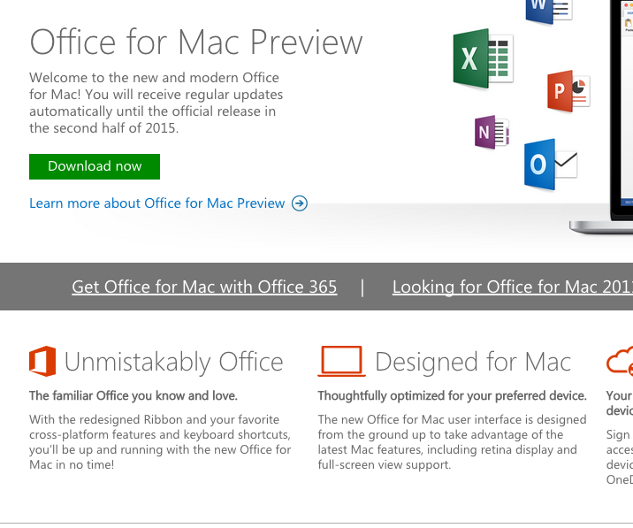 Free Office For Mac 2016 Download