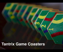 Game Coasters - Tantrix