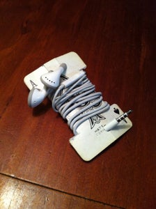 Playing Cards Earphone Holder