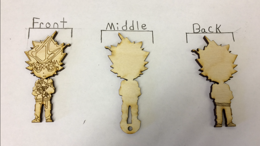 Picture of Pocket Buddy Key Chain
