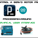 How to Control a Servo Motor From Pc With GUI