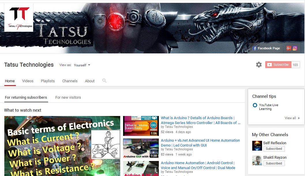 Picture of Subscribe My  YouTube Channel for More Videos