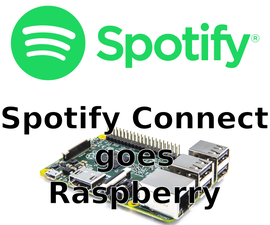 Setup a Raspberry PI As Headless Spotify Connect Player