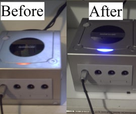 How To Replace The Power Light In Your Nintendo Gamecube