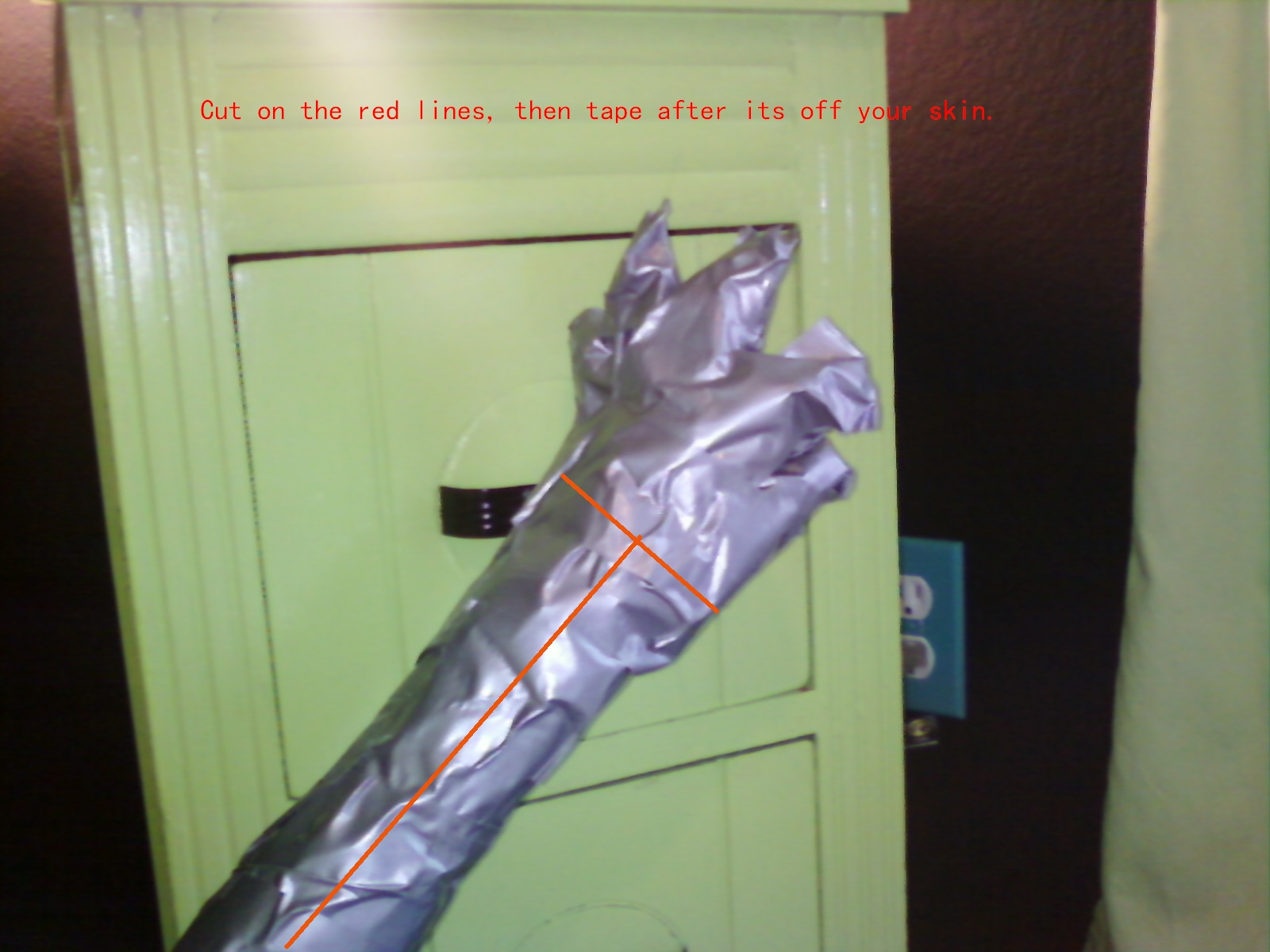 Picture of How-to Wrap