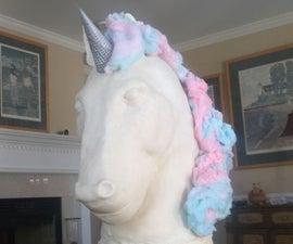 Rice Krispies Sculpting: Unicorn Tutorial