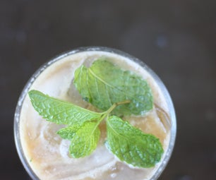 Joz Mint Mojito Iced Coffee