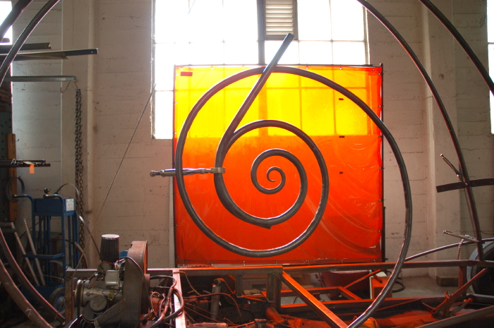 Picture of Spiral Is Made