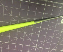 Paper Blowgun Darts (my first intructable)