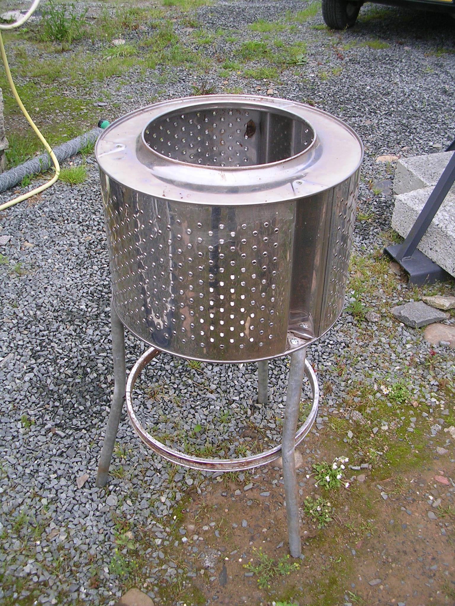 Stainless Steel Garden Incinerator Patio Heater From