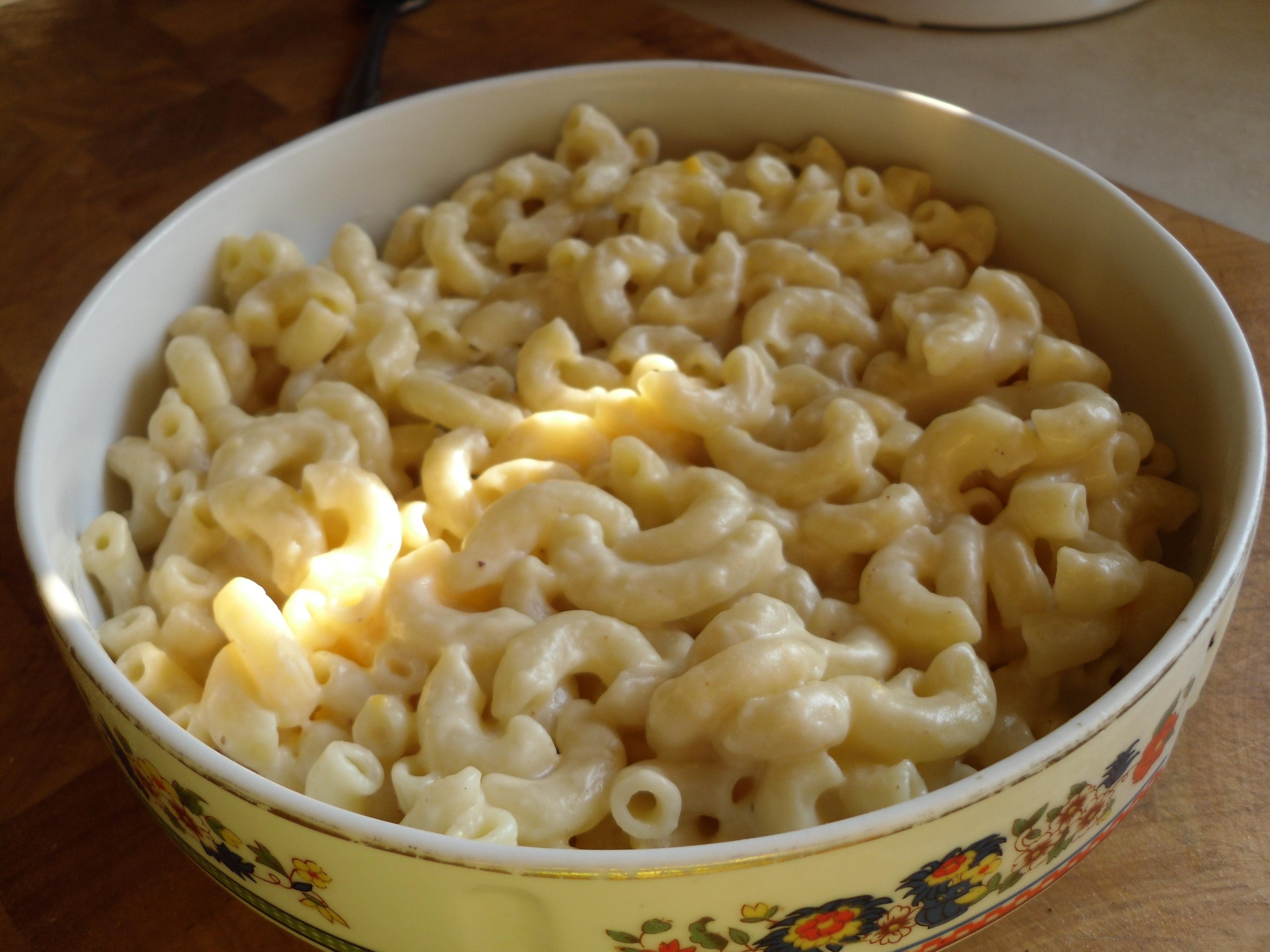 Picture of Making Macaroni