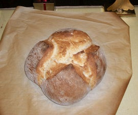 2 Hour Bread